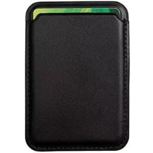 Banshou Magnetic Wallet Card Holder for $9