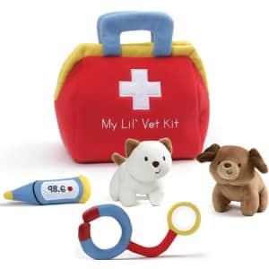Baby Gund My Lil' Vet Kit Playset for $12