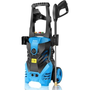 Pecticho 3,000-PSI Electric Pressure Washer for $82
