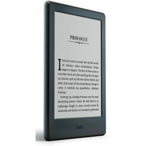 Amazon Kindle eReader for $50