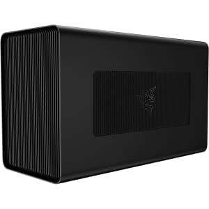 Razer Core X Aluminum External GPU Enclosure for $280