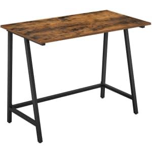 """Vasagle 39"""" Computer Desk for $60"""