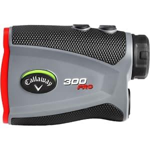 Callaway 300 Pro Slope Laser Golf Rangefinder for $183