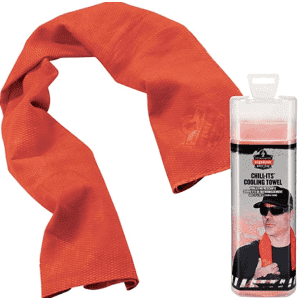 Ergodyne Chill-Its Cooling Towel for $5