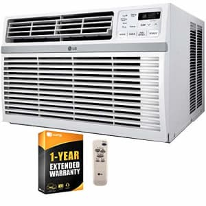 LG 8000 BTU Window Air Conditioner 2016 Estar (LW8016ER) with 1 Year Extended Warranty for $329