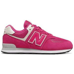 New Balance Kid's 574 Shoes for $25