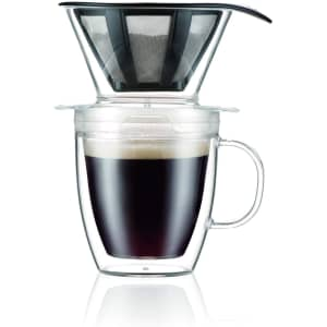 Bodum Pour Over Coffee Dripper Set for $11