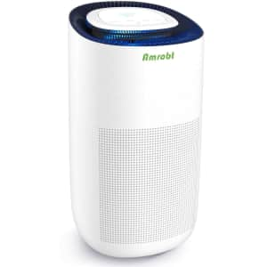 Amrobt Max HEPA Air Purifier for $99