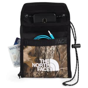 The North Face Bozer Neck Pouch for $15