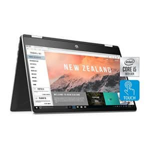 HP Pavilion x360 14 Convertible 2-in-1 Laptop, 14 Full HD Touchscreen Display, Intel Core i5, 8 GB for $840