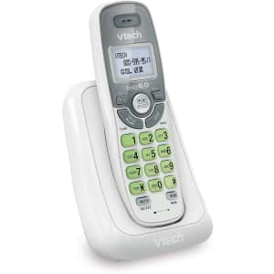 VTech DECT 6.0 Cordless Phone for $15