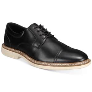 Alfani Men's Tolland Cap-Toe Oxford Shoes for $25