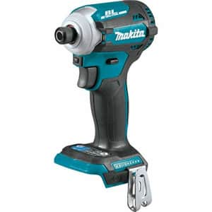 Makita XDT16Z 18V LXT Lithium-Ion Brushless Cordless Quick-Shift Mode 4-Speed Impact Driver, Tool for $128