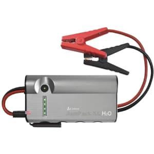 Cobra JumPackXL H2O Portable Car Jump Starter and Power Bank for $110