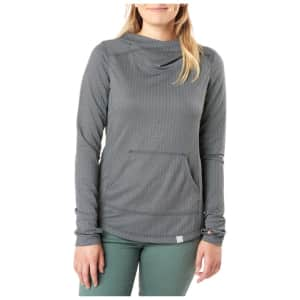 5.11 Tactical Women's Aphrodite Hooded Pullover for $19