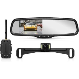 Auto-Vox Wireless Backup Camera for $155