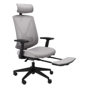 AmazonBasics Ergonomic High-Back Reclining Mesh Office Chair for $180