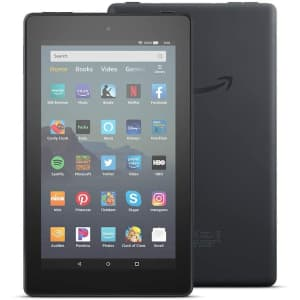 """Amazon Fire 7"""" 16GB Tablet (9th-Gen) for $50"""