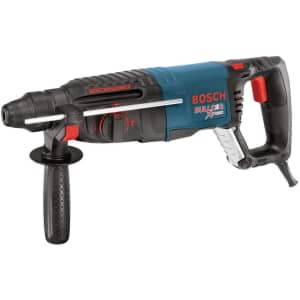 """Bosch Bulldog Xtreme 8A 1"""" Corded Variable Rotary Hammer Drill for $149"""