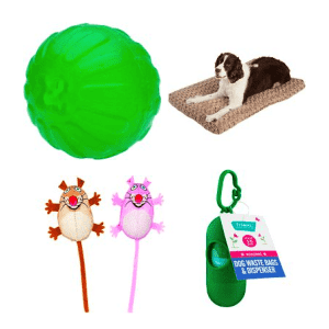 Toys, Grooming, and More at Chewy: buy 3, get 4th free