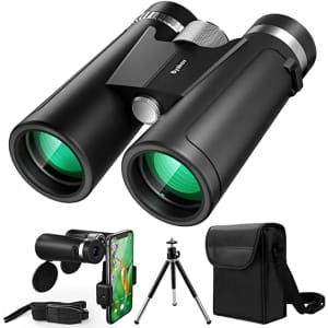 Byakov 12x42 Binoculars for $30