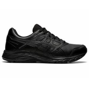 ASICS Men's GEL-Contend 5 SL Walking Shoes for $32