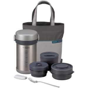 Zojirushi Ms. Bento 28.5-oz. Vacuum Lunch Jar for $70