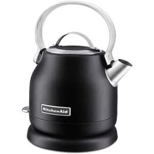 KitchenAid 1.25-Liter Electric Kettle for $100