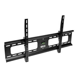 """Tripp Lite TV Monitor Wall Mount Flat/Curved Screens with Tilt for 37""""-80"""" Displays UL Certified for $89"""
