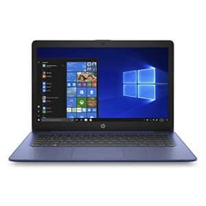 HP Stream 14-inch Laptop, AMD Dual-Core A4-9120E Processor, 4 GB SDRAM Memory, 32 GB eMMC Storage, for $287