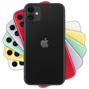 Apple iPhone 11, 11 Pro, or 11 Pro Max: Free $300 Walmart eGift Card w/ activation
