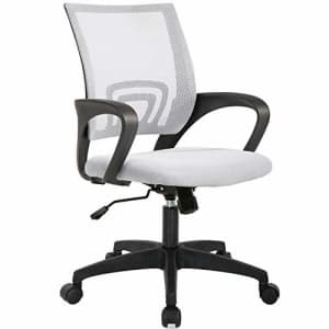BestOffice Home Office Chair Ergonomic Desk Chair Mesh Computer Chair with Lumbar Support Armrest Executive for $75