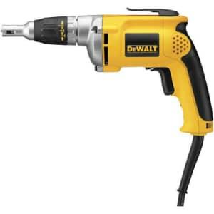 DeWalt Drywall Screwgun for $56