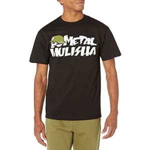 Metal Mulisha Men's Og Icon Tee Shirt Black, 3X-Large for $24