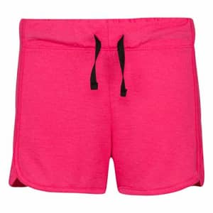 Hurley Girls High-Waisted Shorts, Hyper Pink, S for $25