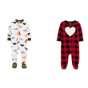 Carter's Baby and Toddler Pajamas at Kohl's: from $6