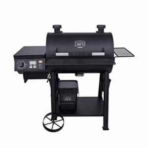 Oklahoma Joe's 20202105 Rider 900 Pellet Grill, Black for $549