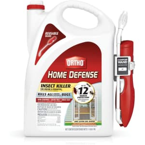 Ortho Home Defense Insect Killer 1.1-Gal. Bottle w/ Comfort Wand for $14