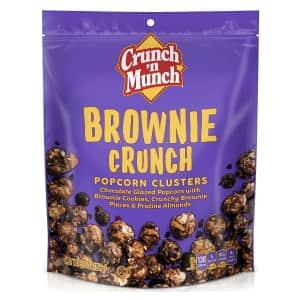 Crunch 'n Munch 5.5-oz. Flavored Popcorn Bag for $2.55 via Sub & Save