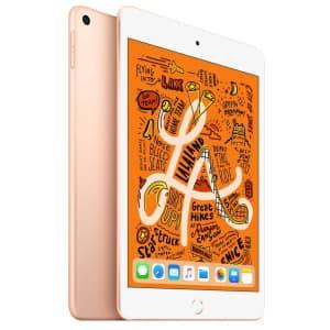 Apple iPad mini 5 64GB WiFi Tablet (2019) for $349