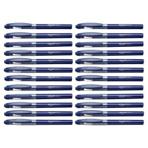 AmazonBasics Rollerball Pen 24-Pack for $13