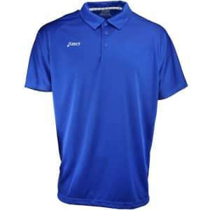 ASICS Men's / Women's Polo Shirts at Shoebacca: for $9