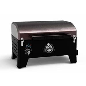 PIT BOSS 10697 Table Top Pellet Grill Tool, Mahogany for $197