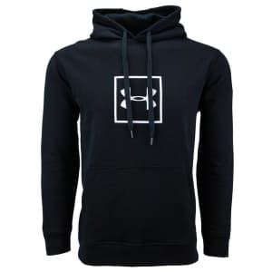 Under Armour Men's Rival Fleece Logo Hoodie: 2 for $40