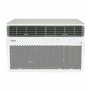 Haier Energy Star 8,000 BTU Smart Electronic Medium Rooms up to 350 sq ft. Window Air Conditioner, for $321