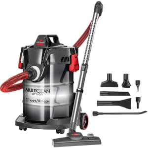 Bissell MultiClean Wet/Dry Vacuum for $180