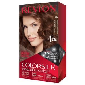 Revlon Colorsilk Beautiful Color Permanent Hair Dye for $1.56 via Sub & Save