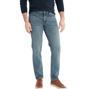 Banana Republic Factory Slim-Fit Stretch Vintage Wash Everyday Jeans: 3 for $75 in cart