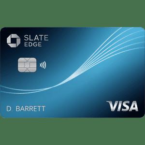 Chase Slate Edge℠: Earn a $100 Bonus