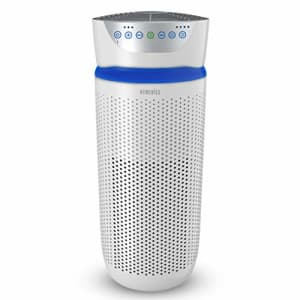 HoMedics TotalClean Tower Air Purifier for Viruses, Bacteria, Allergens, Dust, Germs, HEPA Filter, for $208
